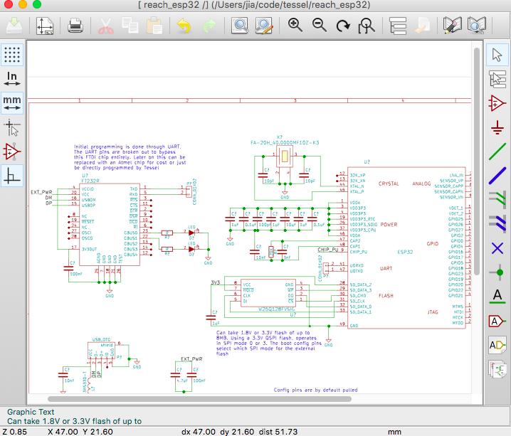 Designing a ESP32 dev board | Jia Huang